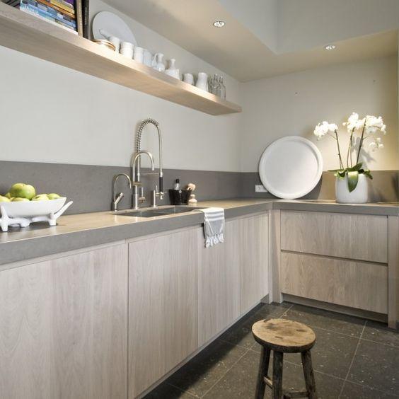 Stoere houten keukens google zoeken keuken pinterest google zoeken en ontwerp - Outs studio keuken ...