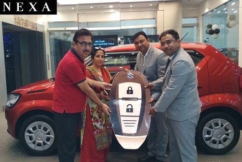 Beekay Auto Asansol Nexa Showroom Car Dealer Auto Car Dealership