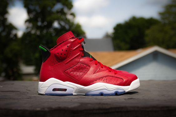 Air Jordan 6 Retro Spizike •