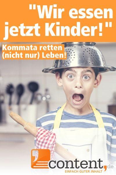 Wir essen jetzt auch Kinder - content.de