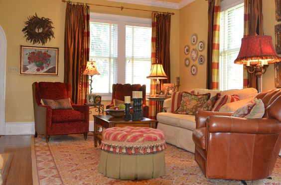 Family Rooms Living Rooms And Cottage Living On Pinterest