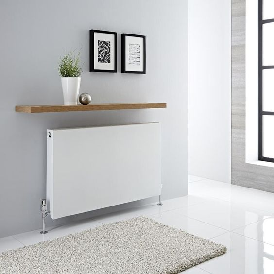 Radiateur Horizontal – Blanc – Type 22 – 60 x 100cm – Merus - HUDSON REED