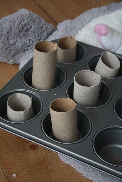 Muffin Tin Sorting