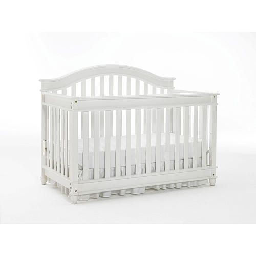 """europa baby Palisades Lifestyle Crib - White - Europa Baby - Babies """"R"""" Us: Baby Girl S, Baby Fever, Baby Bedding, Baby Baby, Lifestyle Crib, Baby Room, Baby H"""
