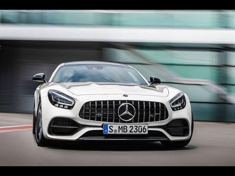 Mercedes Amg Gt Facelift 2019 Carros Carros Esportivos Auto
