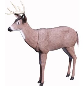 $99 - Bring the game to you with Hard Core® Ole Jack Deer Decoy. Paired with some scent and a good grunt, this deer decoy is a perfect way to bring bucks to you. With accurate size and life-like posture, the decoy will be challenged by live bucks looking to establish dominance. With its collapsible design, the easily transportable Hard Core® Ole Jack deer decoy will draw game in like a moth to a flame.