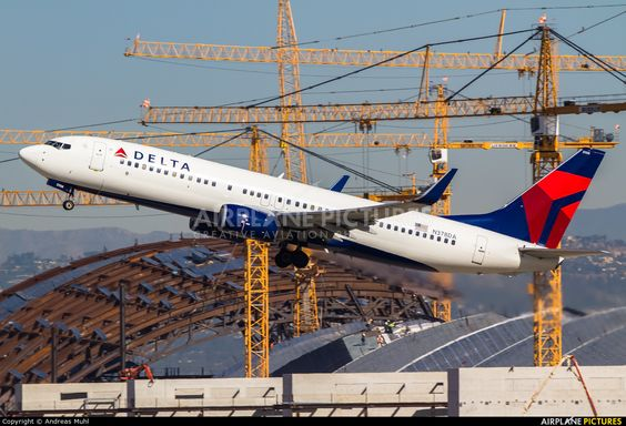 N378DA Delta Boeing 737-800