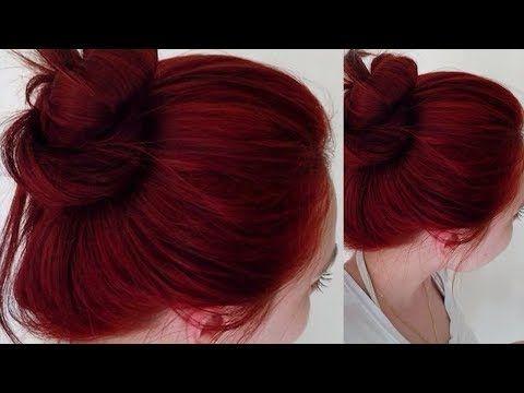 صبغة طبيعية للشعر باللون الاحمر الاكاجو طبيعية 100 100 الدرجه بجد فظييعة Youtube Hair Style Vedio Beauty Photography Beauty Skin