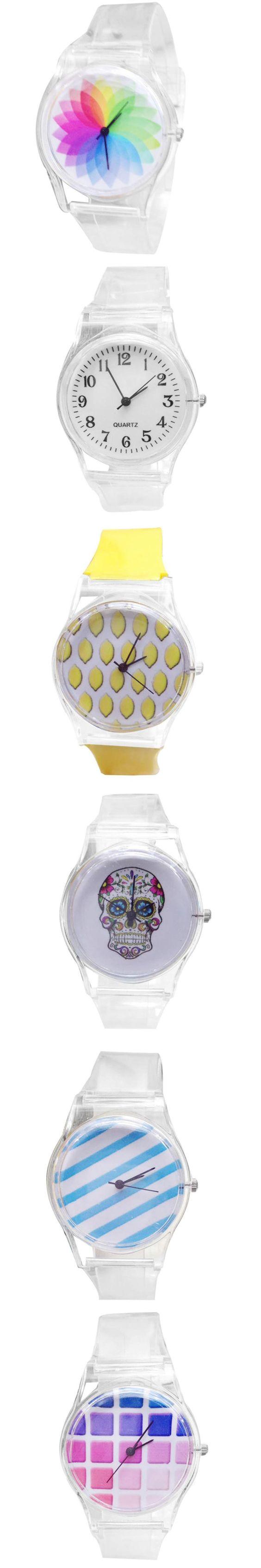 Kids Watches Lovely Watch Children Students Watch Girls Watches Wristwatch Simple Wristwatches