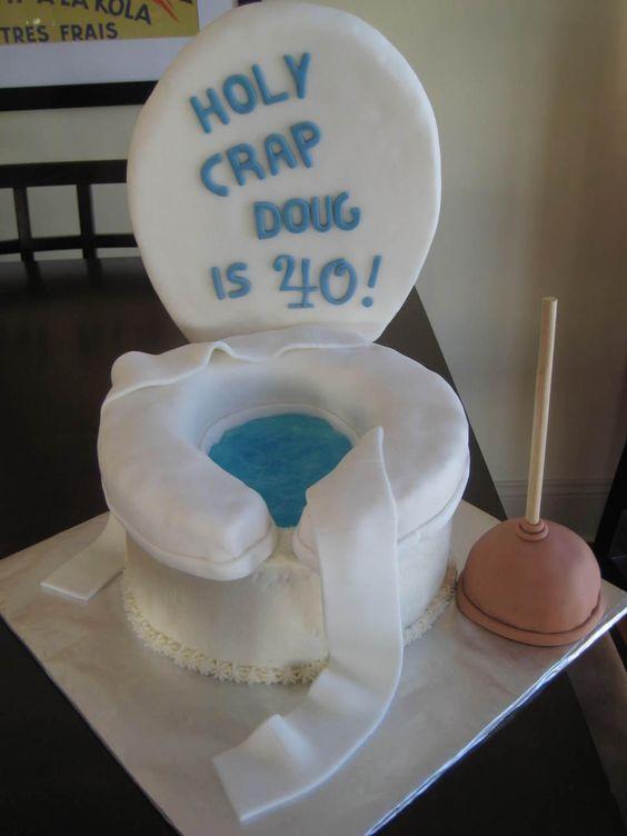 Toilet bowl cake Sinful Cake Design Pinterest ...