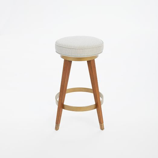 Mid Century Upholstered Backless Bar Stools Mid Century Bar Stools Backless Bar Stools Bar Stools