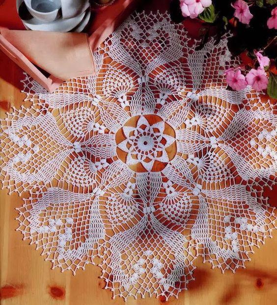Crochet Art: