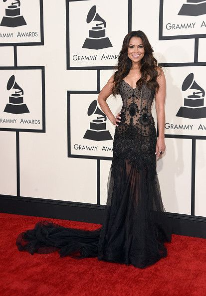 Every Look at the 2015 Grammy Awards, Tracey Edmonds