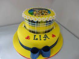 Resultado de imagem para bolo de aniversario infantil