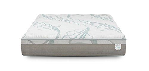 Bedinabox Serenity Gel Memory Foam Bed Mattress King With