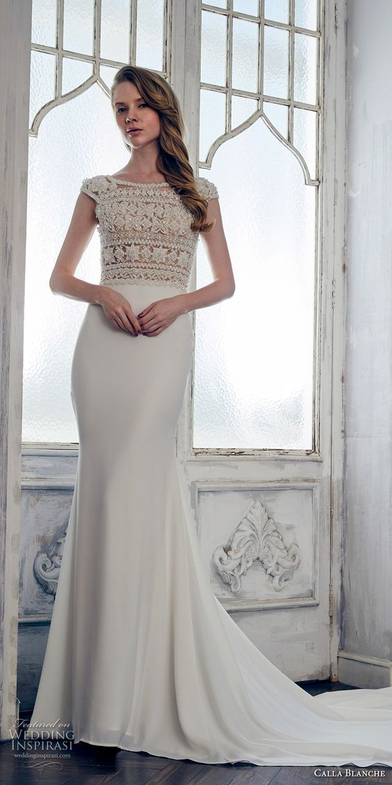 Calla Blanche Spring 2017 Wedding Dresses