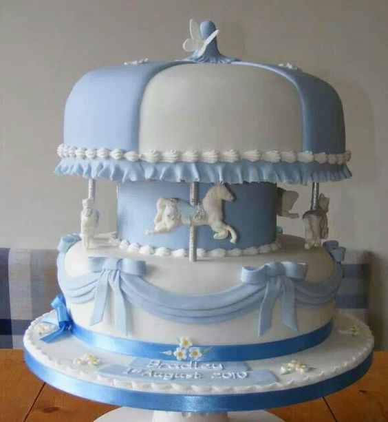 Boys Baby Shower Cake: Baby Boy Baby Shower Cake