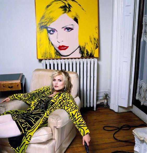 blondie on blondie
