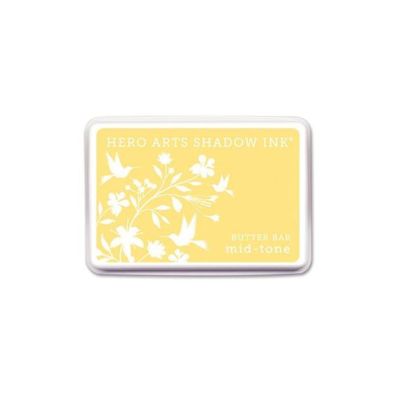 Hero Arts Shadow Ink Pad BUTTER BAR