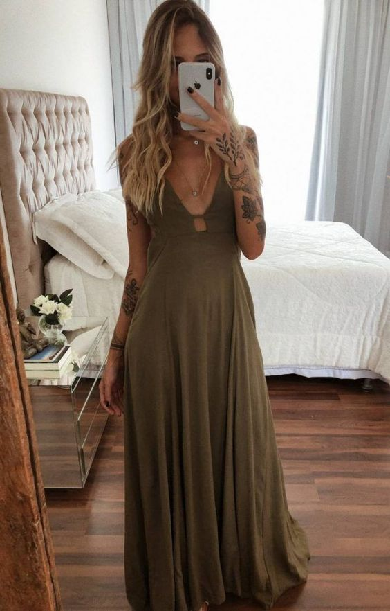 Look vestido perfeito para o dia