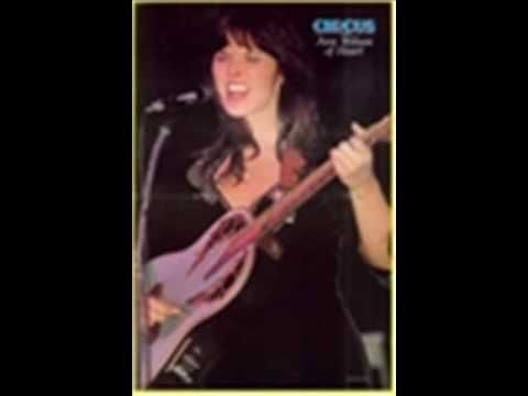 Ann Wilson-Blue Christmas
