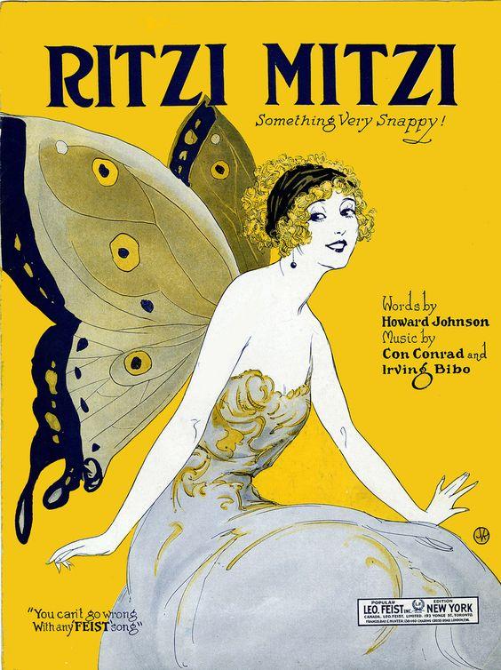 Ritzi Mitzi sheet music