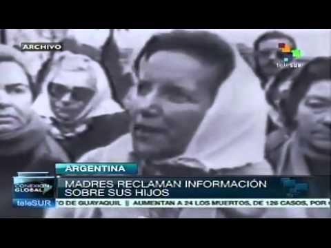 Argentina: cumplen Madres de Plaza de Mayo 36 años de lucha