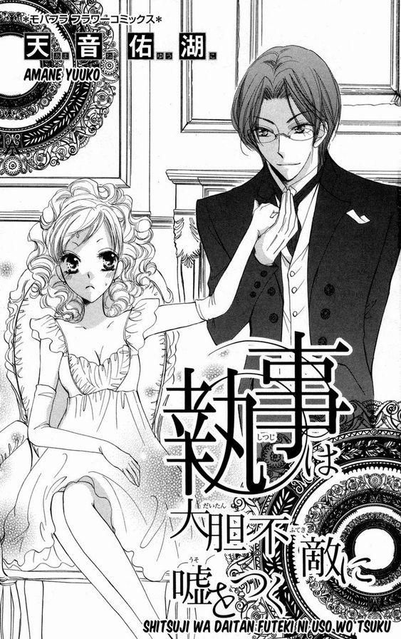 Read Manga Shitsuji Wa Daitanfuteki Ni Uso O Tsuku Shitsuji Wa Daitanfuteki Ni Uso O Tsuku 001 Online In High Quality Manga Manga Romance Manga Love