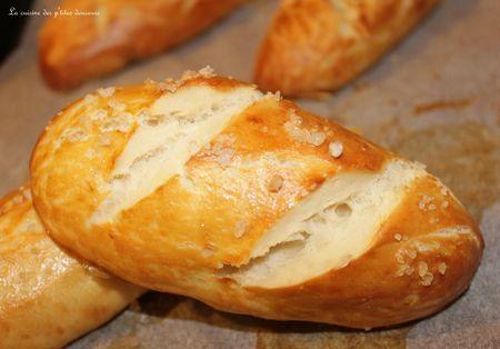 Moricettes ou Bretzels Alsaciens - La cuisine des p'tites douceurs!