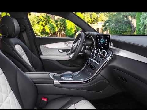 Interior 2020 Mercedes Benz Glc Class Coupe Autos