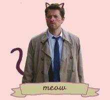 i love Cas and Misha