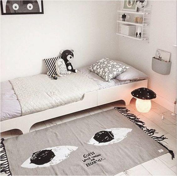 cama juvenil moderna rafa kids