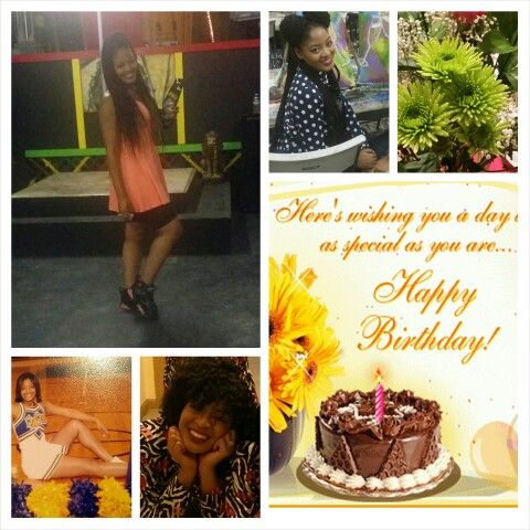 Happy Birthday  Sade!!  This day is all about you so enjoy your birthday weekend. Hugs and Kisses to you. Love,  Mama