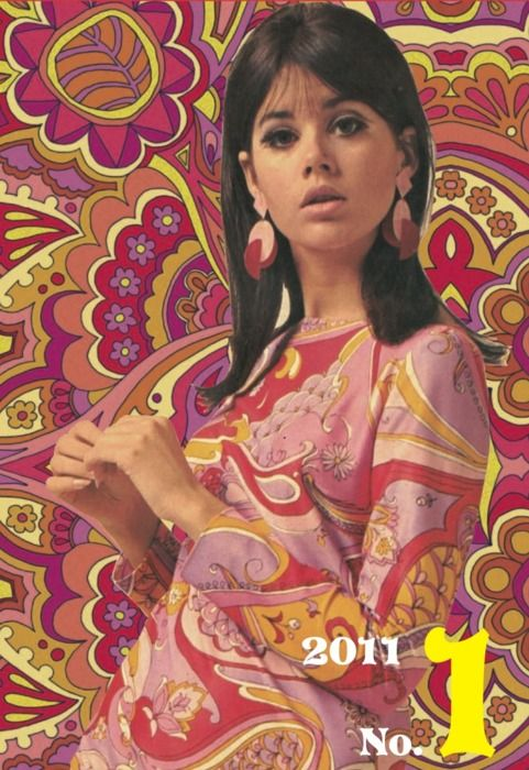 Colleen Corby, top model from the 60's.  We looked forward to every issue of Seventeen to see what Colleen would be wearing.