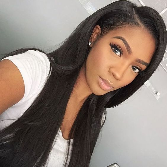 Great straight look for #fall Queens....we ❤️❤️❤️ www.ihearthairinc.com