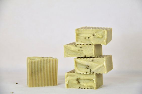 Natural Hemp Soap. Aloe  Milk Soap Cleansing by TLNATURAL on Etsy