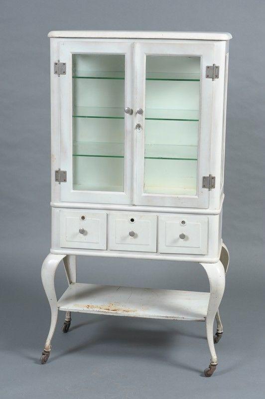 Antique Medical Cabinets   Antique Furniture