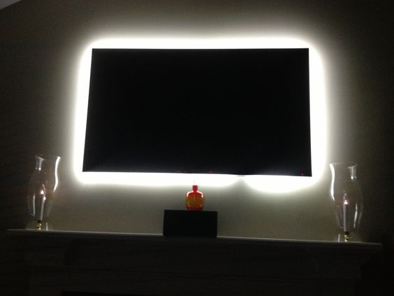 TV Backlight Kit from Inspired LED. Installs in minutes ...