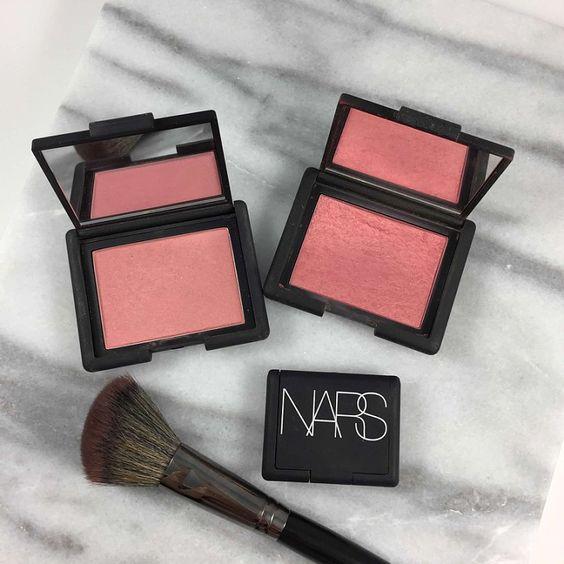 NARS Orgasm Blush - NARS Blush - Pink Blush