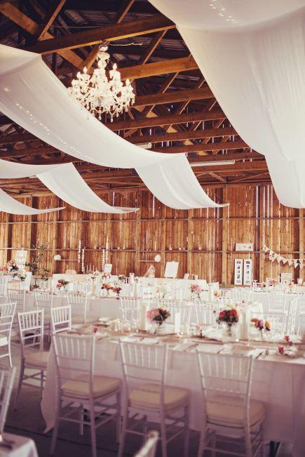 Scheune Hochzeit Vintage Barn Wedding