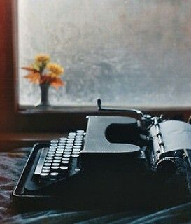 Old typewriters :)