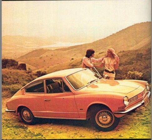 Karmann-Ghia completa 60 anos. Veja fotos Carros Clássicos