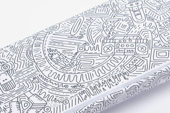 πzza - Packaging design