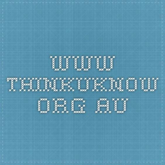 www.thinkuknow.org.au