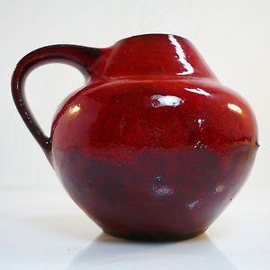 West German Pottery Studio Vase • Hoy Keramik