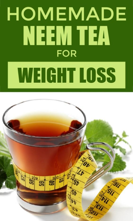 How I Lost 10 Kg In 10 Days With Homemade Neem Tea Weight Loss Drink...