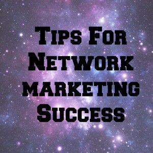 Here's One Of The BIG Tips For Network Marketing Success! Network marketing tips are numerous however there are a few principles that are essential and without them success becomes harder to achieve. Discover one of the key ingredients to success in my Blog www.WinningWithJohn.com or For more in depth training visit the Marketers Workshop www.themarketerhub.com/the-marketers-workshop