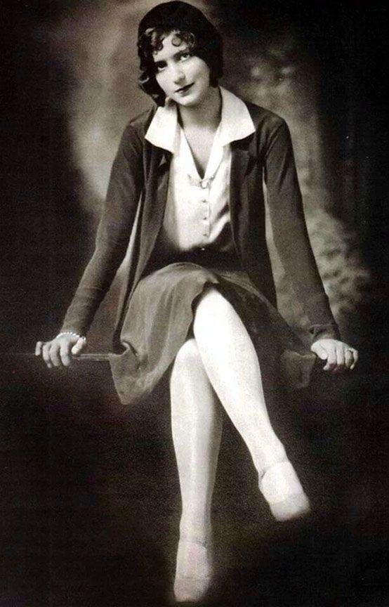 Maria Felix muy joven.