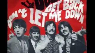 beatles lyrics don't let me down - YouTube