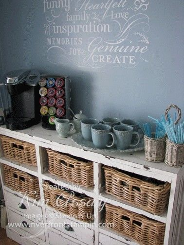 coffee station paradise